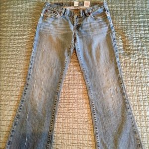 Size 28S Lucky Brand Jeans